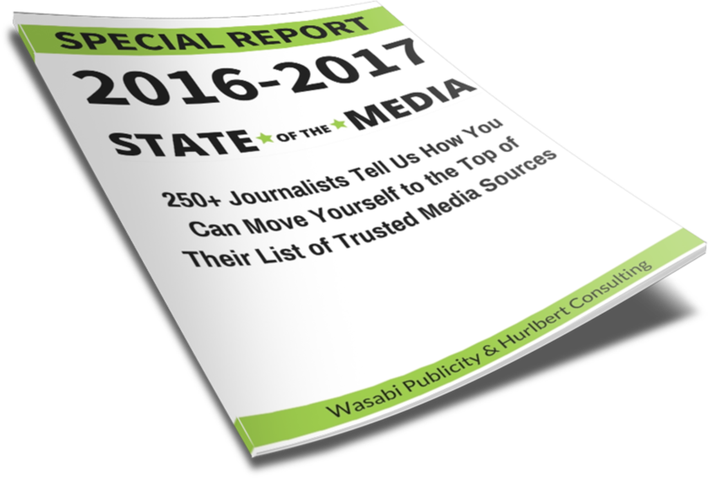 State Of The Media Report