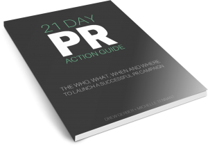 21 Day PR Action Guide