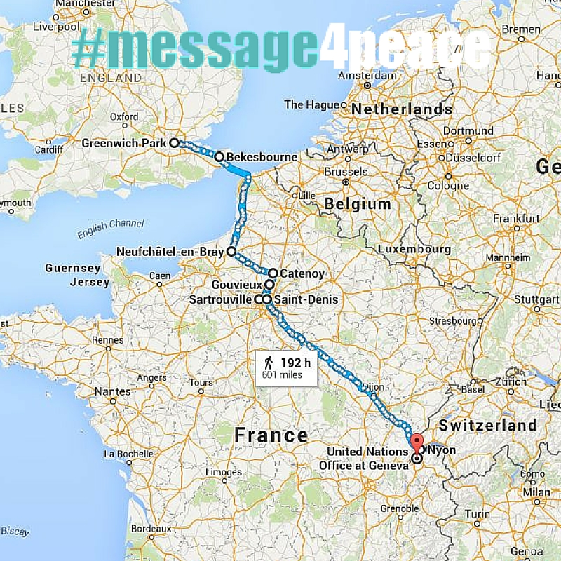 message4peace route map