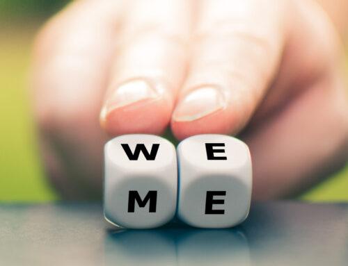 Me Versus We