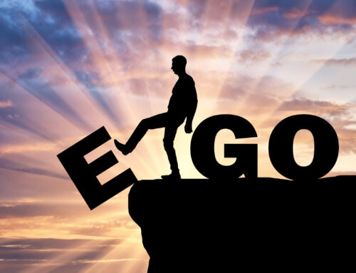 How To Reframe The Perception Between PR And Ego